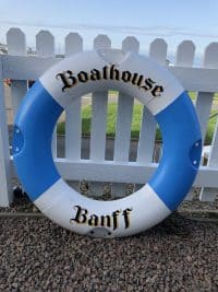 The Boathouse, Banff, Aberdeenshire - Self Catering