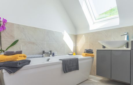 Waters Edge Self Catering Baff - Bathroom